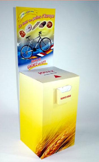 Urne Sol Carton
