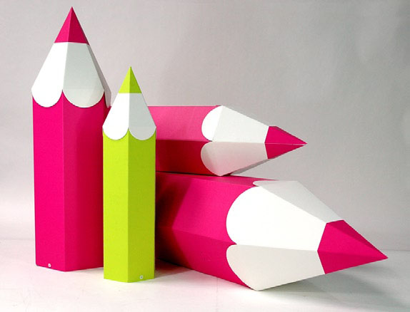 Crayons Factices