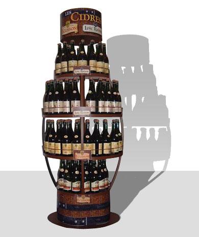 Display TG - Cidre
