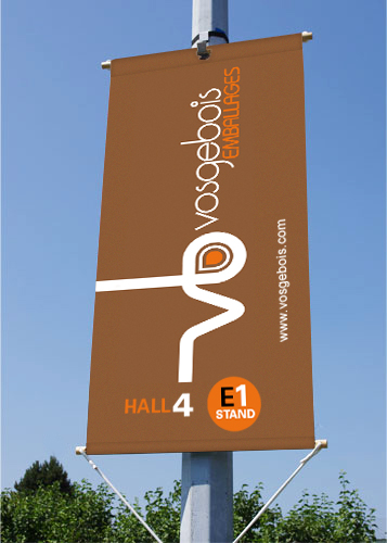 KAKEMONO EXTERIEUR -TOURILLONS BOIS- SANDOWS